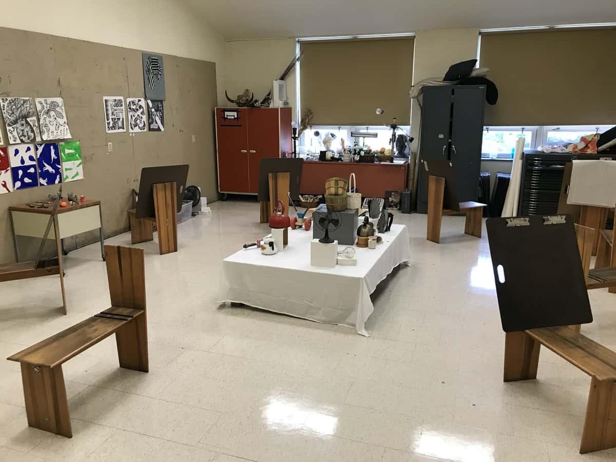 drawing facilities