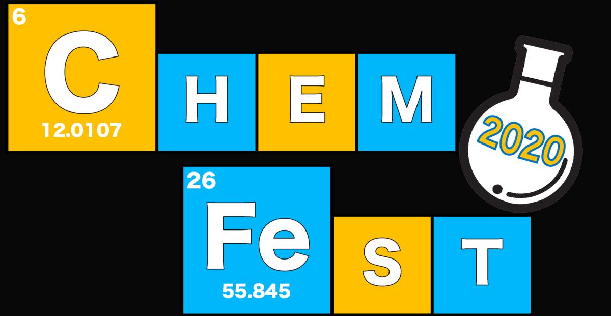 Chem Fest 2020 logo