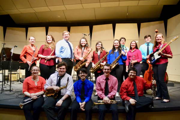 Fall Jazz Ensemble photo