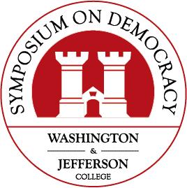 Symposium on Democracy logo