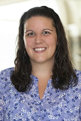 Ashley Smith, Ph.D. portrait