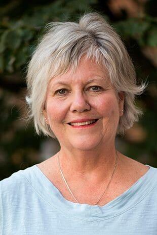 Cathy Petchel, M.A. portrait