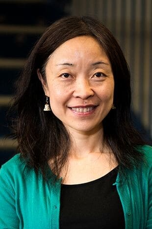 Han Ye, Ph.D. portrait
