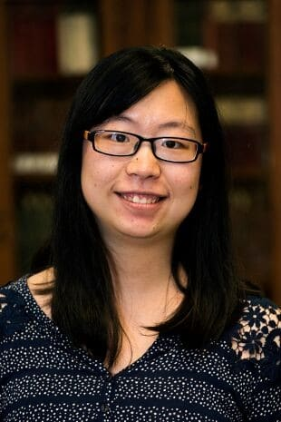 Hsiao-Ching Jean Kuo, Ph.D. portrait