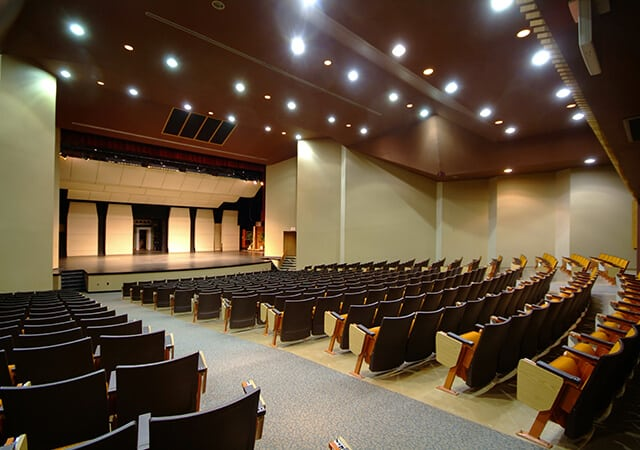 Olin Theatre - Olin Fine Arts Center