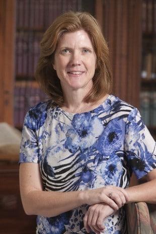 Janet Harding, Ph.D. portrait