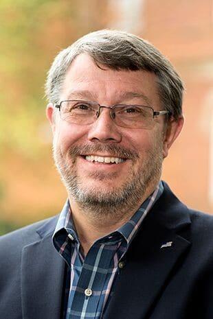 John Zimmerman, Ph.D. portrait