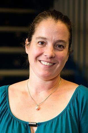 Professor Judith Atzler portrait