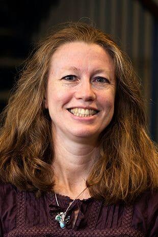 Katherine Ternes, Ph.D. portrait