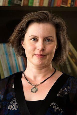 Kathleen McEvoy Ph.D. portrait