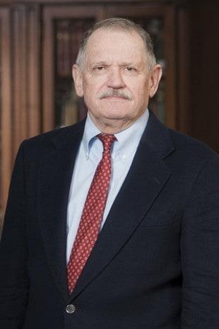 Kenneth Mason, Ph.D. portrait