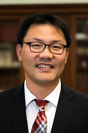 Keun Jae Park, Ph.D. portrait