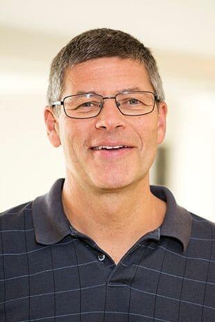 Mark Harris, Ph.D. portrait