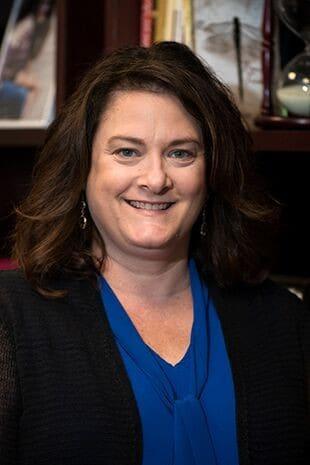 Melissa Cook portrait