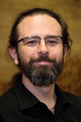 Michael Wolf, Ph.D. portrait