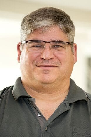 Robbie Iuliucci, Ph.D. portrait