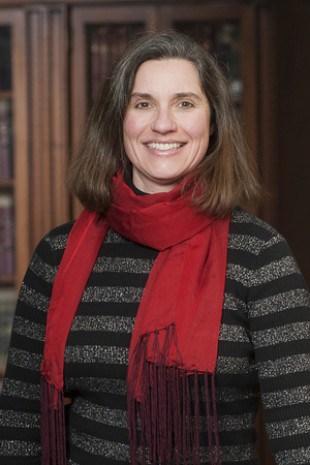 Sharon Taylor, Ph.D. portrait