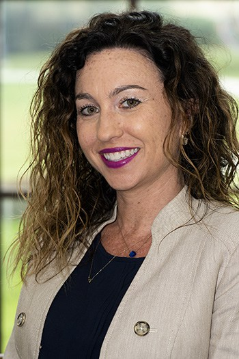 VP Nicole Focareto portrait