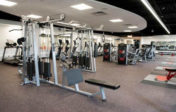 Eaton Fitness Center