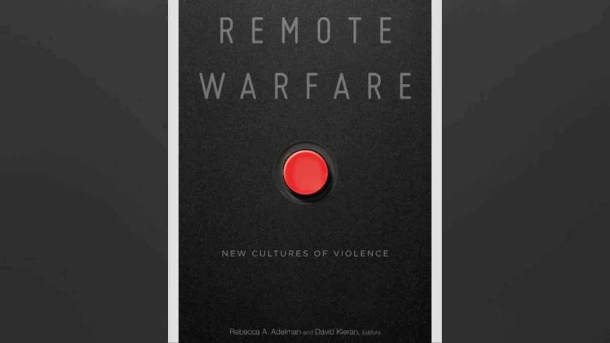 Remote Warfare book cover
