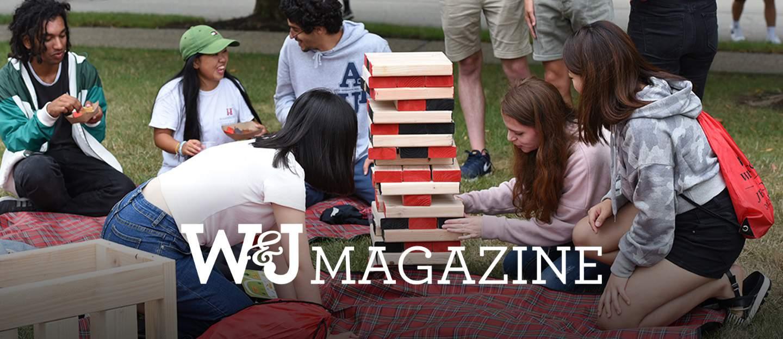 W&J Magazine Header