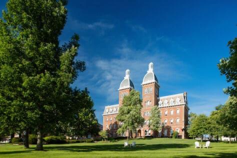 Old Main, Washington and Jefferson College