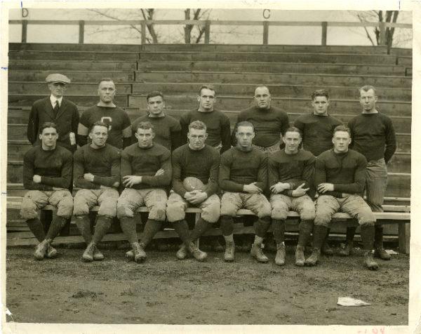 1922 W&J Rose Bowl Team