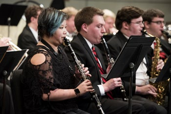 W&J Wind Ensemble photo